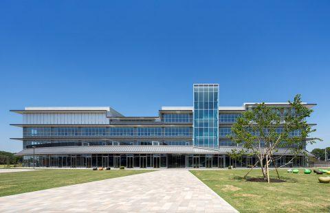 下野市新庁舎